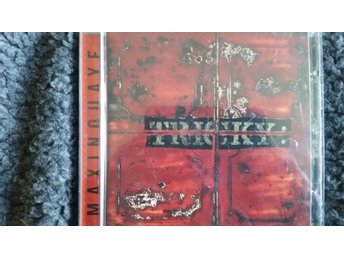 Tricky Maxinquaye CD hiphop