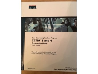 CCNA 3 and 4 nätverksteknik
