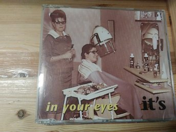 It's - In Your Eyes, CD