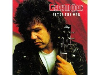 Moore Gary: After the war (Vinyl LP)