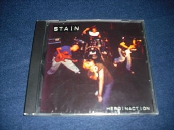 Stain - Hero in action  CD  *SEALED*
