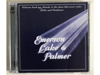 Emerson Lake & Palmer - Welcome back my friends... - 2CD (1974, 2004)