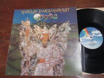 "Barclay James Harvest ""Octoberon"""