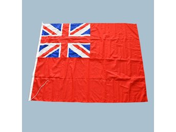 Skeppsflagga / UK / Storbritannien / Britain / united kingdom flag. Fartygsflagg