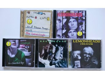 The Lemonheads - Fem album