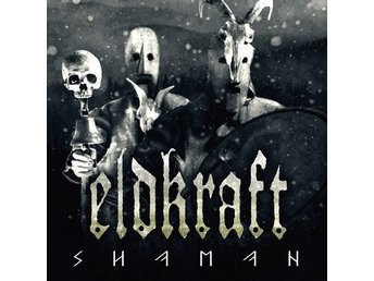 ELDKRAFT-Shaman-Ny LTD 2LP 300ex-180g Vinyl Gatefold-Swedish Heavy Pagan Metal