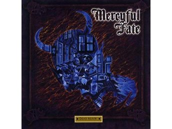 Mercyful Fate with King Diamond -Dead again DLP black vinyl
