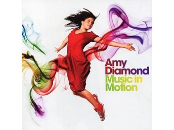 Diamond Amy: Music in motion 2007 (CD)