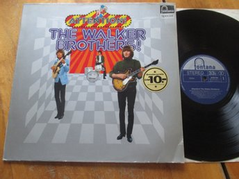 "The Walker Brothers ""Attention!"""
