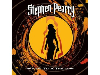 Pearcy Stephen: View to a thrill (Vinyl LP)