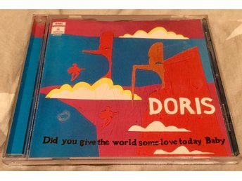 DORIS (Svensson) - Did you give the world some love today Baby -96 +Bonustrack !