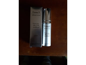 Emma S ultimate serum AGE 50+  30 ml OBS 698 kr nypris