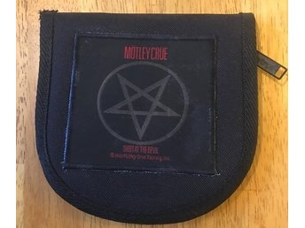 MÖTLEY CRUE  Shout at the devil   CD-case NY