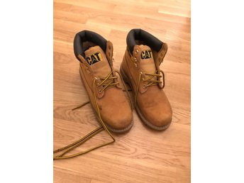 CATERPILLAR boots från Caterpillar skinn stl 38normal stl