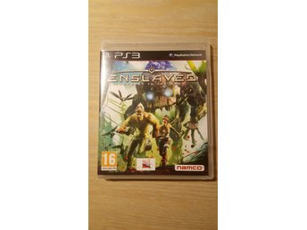 Enslaved Odessey to the West ps3