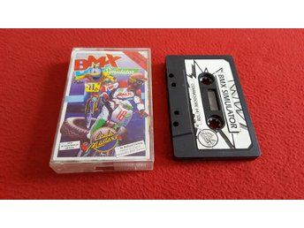 BMX SIMULATOR till Commodore 64 C64