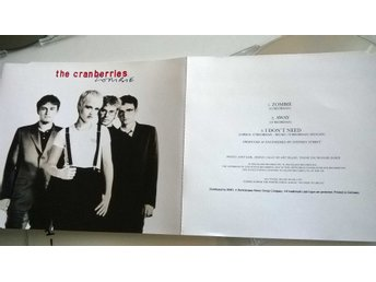 The Cranberries - Zombie, CD, Single