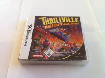 NDS: Thrillville - Off the Rails