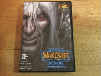 Warcraft 3: Frozen Throne (Expansion)