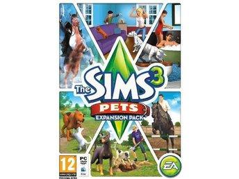 The Sims 3: Pets (Husdjur) Expansion - Origin Digitalkod - Vällingby - The Sims 3: Pets (Husdjur) Expansion - Origin Digitalkod - Vällingby