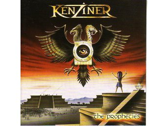 Kenziner-The prophecies / CD / Progressive Power Metal