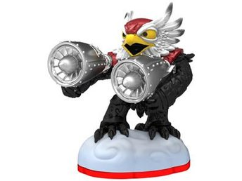 Skylanders Wii PS3 PS4 Figurer TRAP TEAM -  JET VAC FULL BLAST