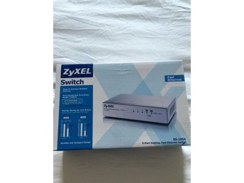 ZyXel Switch fast ethernet 5 port