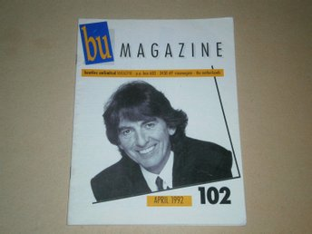 Beatles Unlimited #102 (April 1992) - Fint Skick!