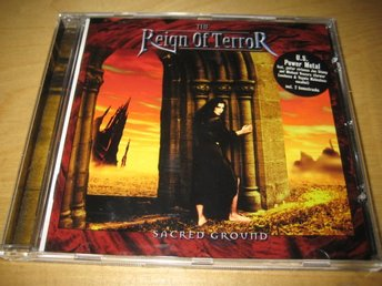 THE REIGN OF TERROR - SACRED GROUND.