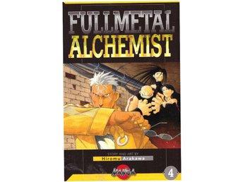 Fullmetal Alchemist nummer 4 - Morgongåva - Fullmetal Alchemist nummer 4 - Morgongåva