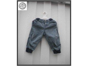 P.op jeans med resår och mudd nertill s 80 9-12 mån - Västra Frölunda - P.op jeans med resår och mudd nertill s 80 9-12 mån - Västra Frölunda