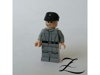 LEGO - Star Wars - Imperial Officer (Helt Ny) -  Legogubbe - Z1586