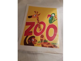 POSTERS ZOO 30x40