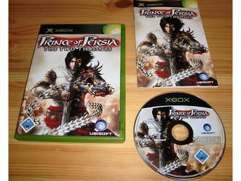 Xbox: Prince of Persia the Two Thrones