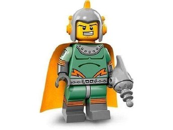 LEGO Minifigur Serie 17, Retro Spaceman, 71018 - åkersberga - LEGO Minifigur Serie 17, Retro Spaceman, 71018 - åkersberga