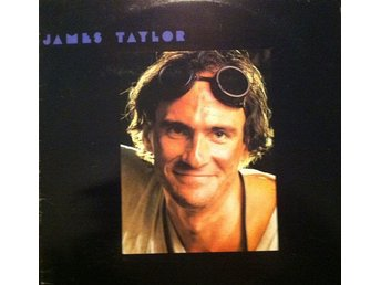 James Taylor - Dad loves his work, Vinyl LP 1981, Mycket fint skick