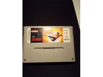 SNES - Dragon The Bruce Lee Story - SNES