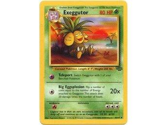 Pokémonkort: Exeggutor [Jungle] 35/64 - Hova - Pokémonkort: Exeggutor [Jungle] 35/64 - Hova