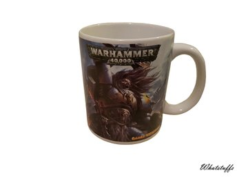 Warhammer 40k Space wolves mugg