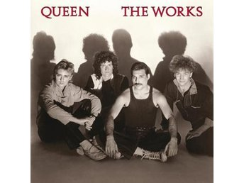 Queen: The works 1984 (Rem) (CD) Ord Pris 159 kr SALE