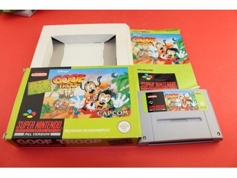 GOOF TROOP till Super Nintendo SNES