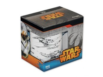 Star Wars mugg – X-wing