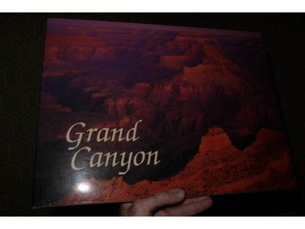 Grand Canyon - Gigantisk fotobok USA Amerika