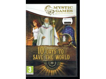 PC-spel - Mystic Games - 10 days to save the world