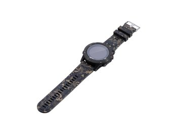 Garmin Fenix 5 silicone watchband strap - Stylish Flower
