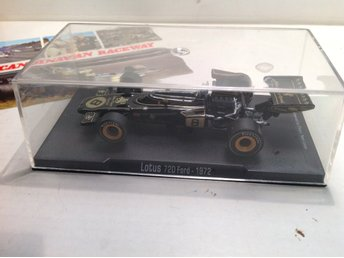 Lotus 72D Ford 1972.F1 bil.
