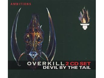 Overkill: Devil by the tail 2002-03 (Digi) (2 CD)