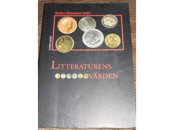 #REA# LITTERATURENS VÄRDEN - RED. ANDERS MORTENSEN -09