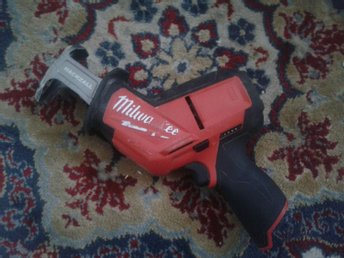 Milwaukee M12 CHZ tigersåg