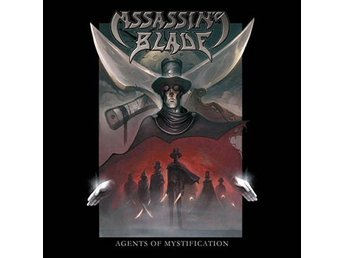 Assassins Blade -Agents of cd with J.Belanger from Exciter